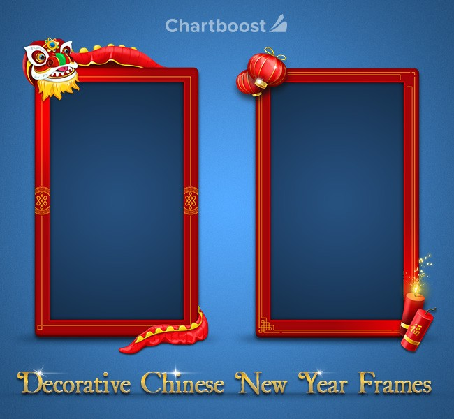 Improve CTR for Your Mobile Game Ads with free Chinese New