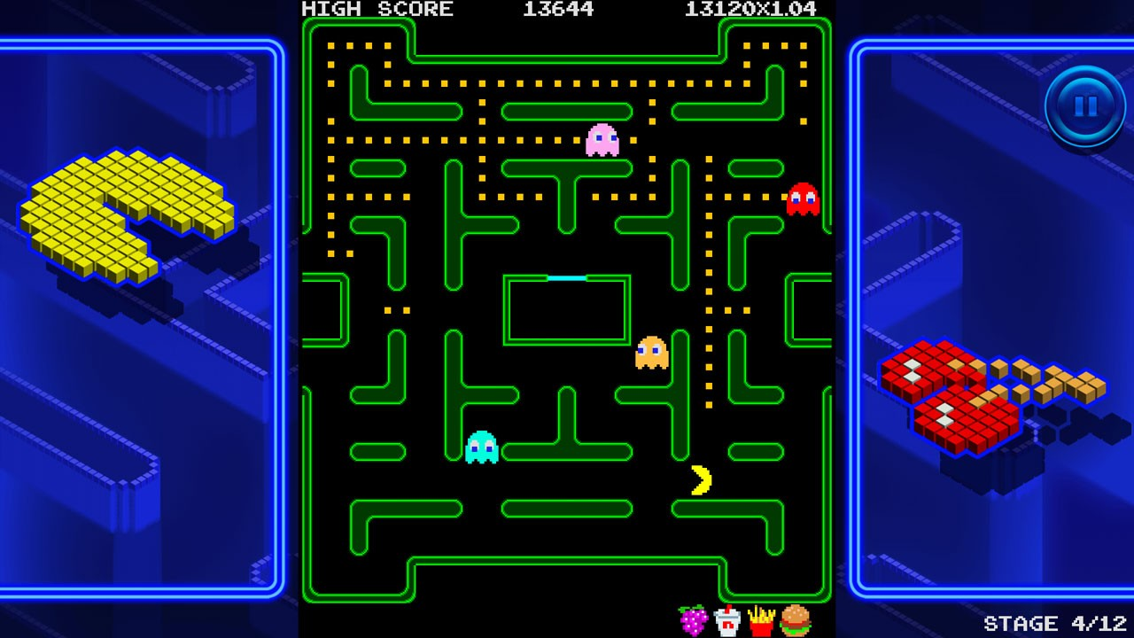 PAC-MAN + Tournaments for Android gameplay