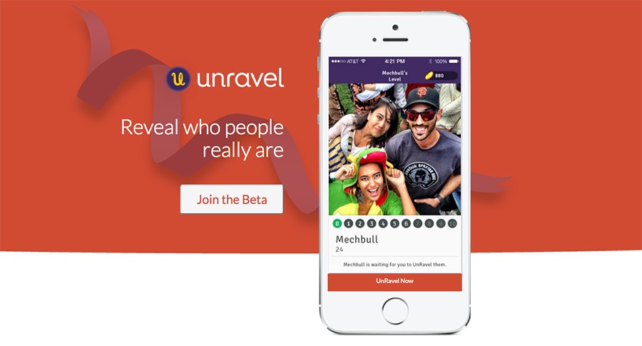 unravel app dating