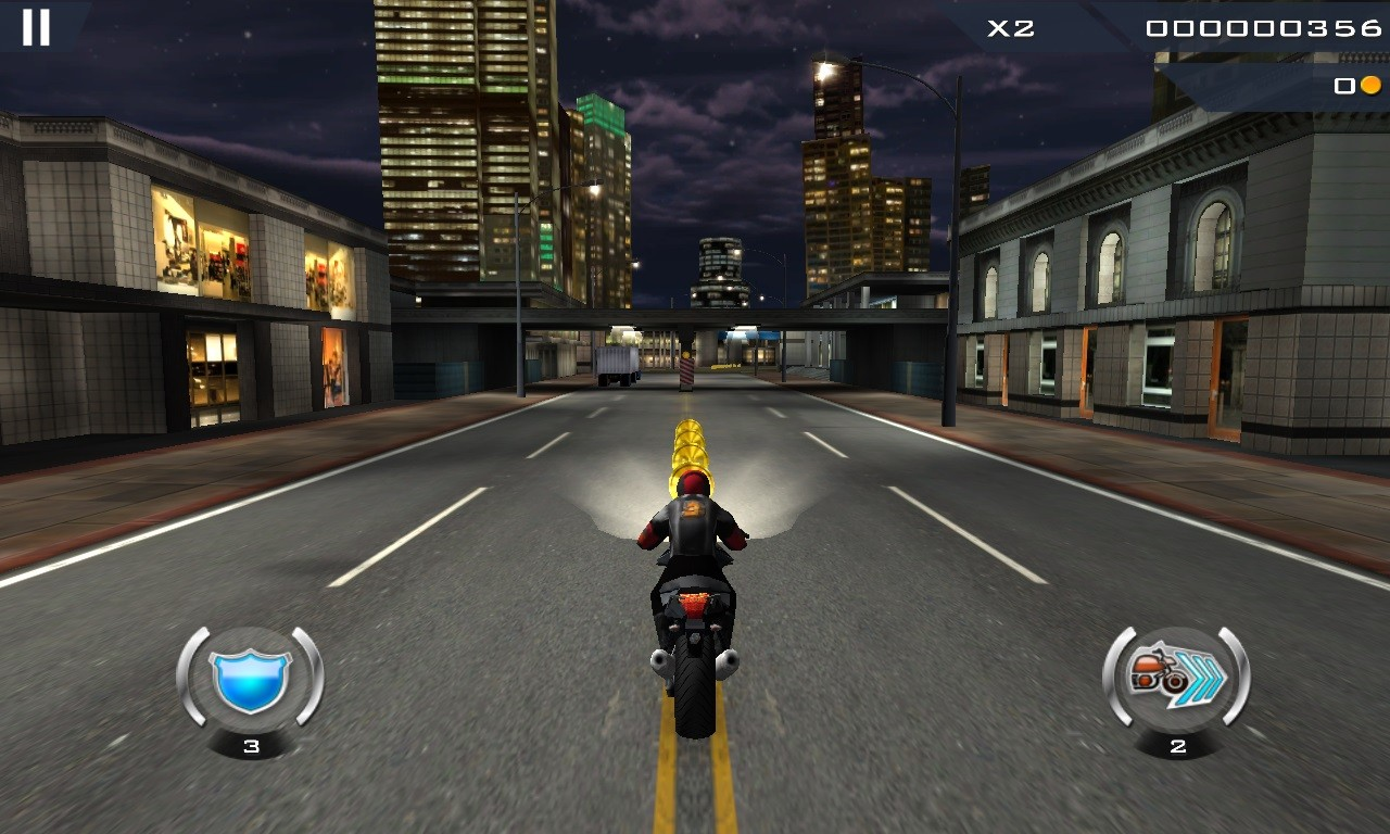 Dhoom 3 The Game India mobile game