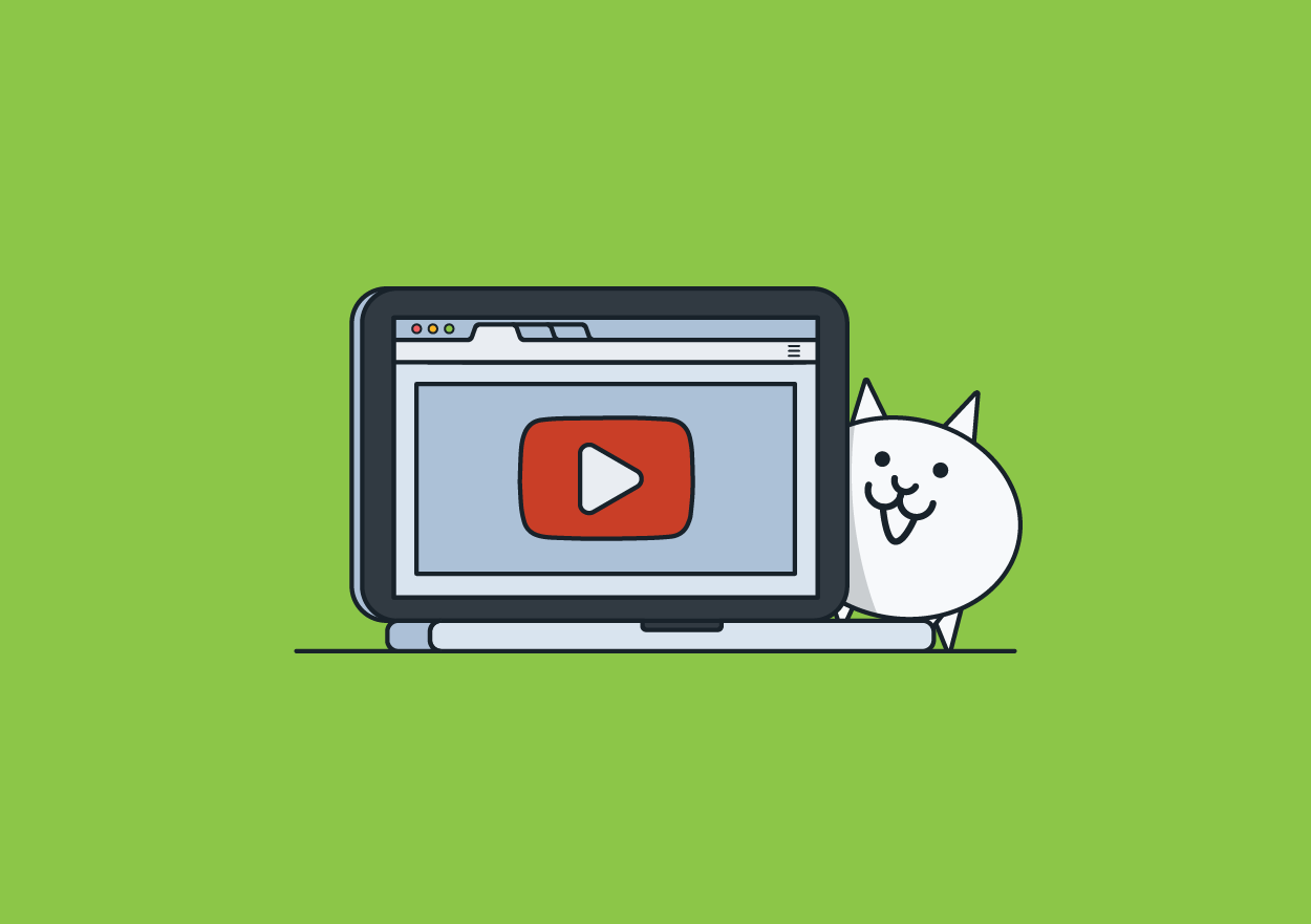 Mobile game Battle Cats YouTube content creators