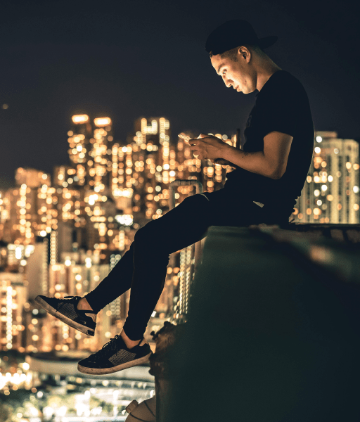 young_man_on_phone