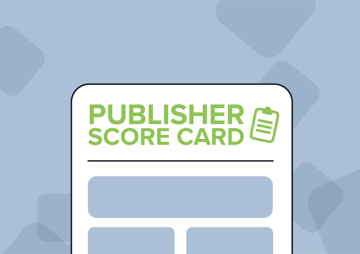 Publisher Scorecard