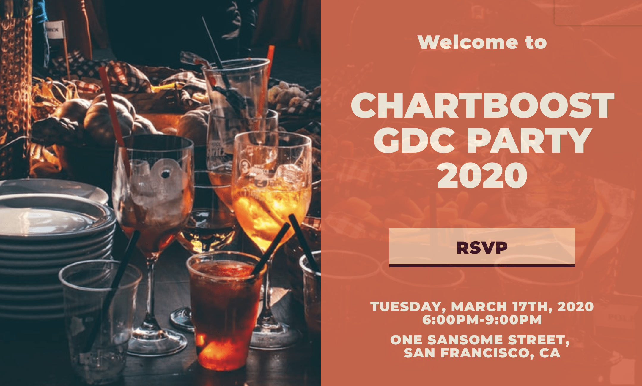 Chartboost GDC Party