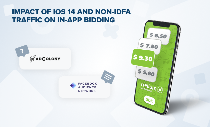 iOS 14 In-app bidding