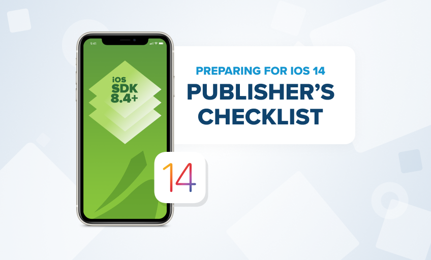 iOS 14 Publishers checklist